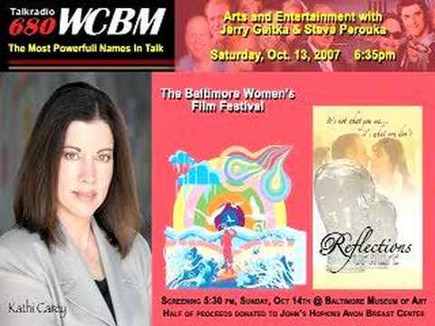 Kathi Carey on WCBM