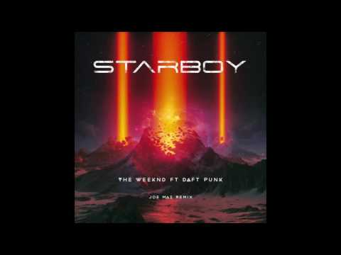 Weeknd ft Daft Punk - Starboy (Joe Maz...
