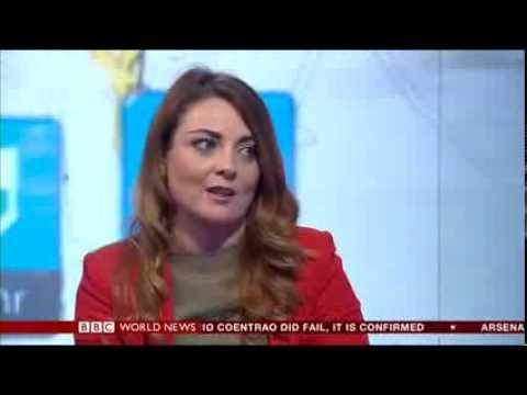 War apps- technology being used to detect gunfire- Samantha Barry BBC World News