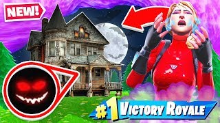 HAUNTED MANSION ESCAPE *NEW* Game Mode in Fortnite Battle Royale