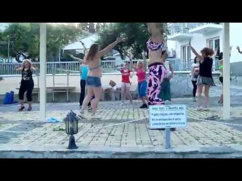 ZUMBA VESNA POOL PARTY 2014