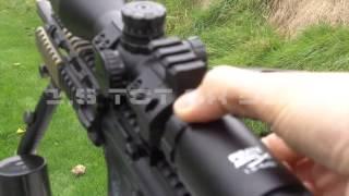 Pirate Arms 1.5 -  6x scope