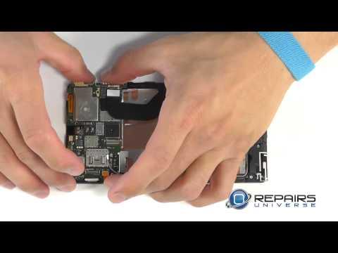 Nokia Lumia 1520 Screen Replacement & Repair Guide