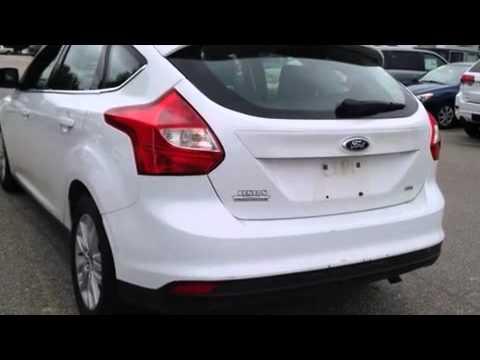 2012 Ford Focus SEL in Tilton NH