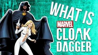 Marvel's Cloak & Dagger Comic Coming to ABC??