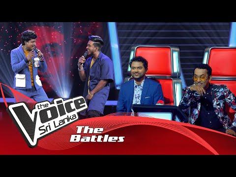 The Battles : Daham Fernando vs Lahiru Udana   Ithin Ko    The Voice Sri Lanka