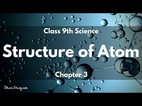 Structure of atom cbse class 9 ix science youtube structure of atom cbse class 9 ix science ccuart Images