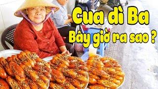 Dì 3 ngày bán 8kg cua ngồi từ trưa tới chiều sự thật ra sao | Saigon Travel