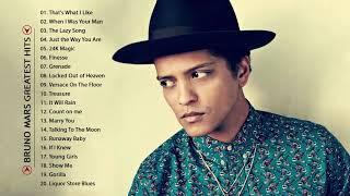 ブルーノ・マーズ 人気曲 メドレー ♥ Best Songs Of Bruno Mars