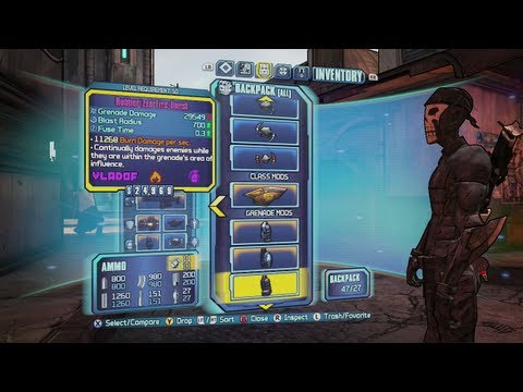 Borderlands 2 gibbed inventory slots / Casino de sete spectacle
