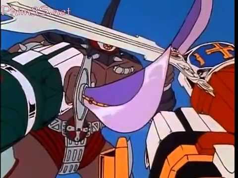 Phim hoạt hình Dũng Sĩ HESMAN tập 05