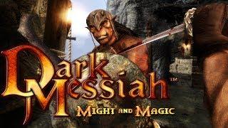 Dark Messiah of Might and Magic с Майкером (1 Часть)