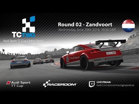 TCTwo 2016   Audi Sport TT Cup Online Series - Round 2 @ Zandvoort
