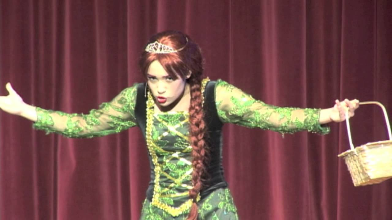 "Shrek The Musical ""I Think I Got You Beat"""