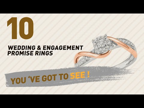 Wedding & Engagement Promise Rings Collection
