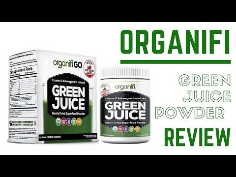 Organic Green Juice Powder Review