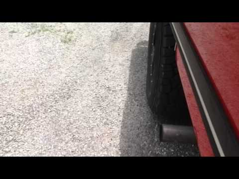1989 F-250 4x4 460 straight pipe exhaust