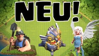 CLASH OF CLANS UPDATE! - BALANCE CHANGES || Let