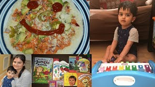 Indian SAHM Handling Fussy Baby | Best Books for toddlers Review | Real Homemaking