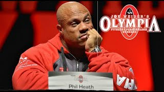 Complete Press Conference Mr. Olympia 2017 [HD]