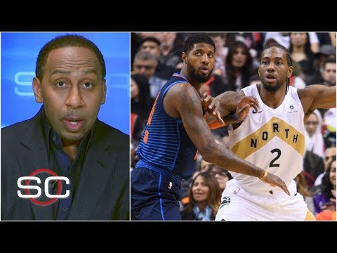 Kawhi getting PG to the Clippers was a 'power move of epic proportions' – Stephen A. | SportsCenter