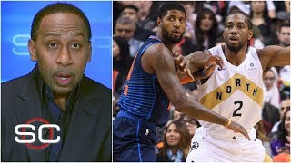 Kawhi getting PG to the Clippers was a 'power move of epic proportions' – Stephen A.   SportsCenter