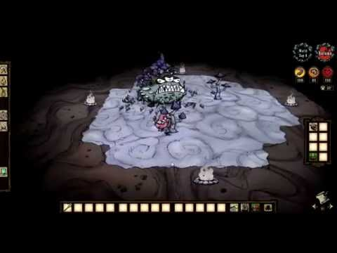 how to kill toadstool don't starve together (not work)