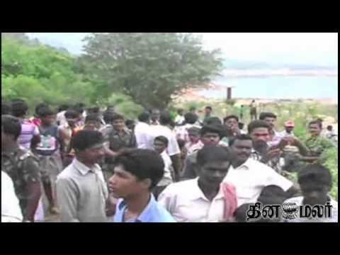 Cheetah Caught in Nellai Mavattam - Dinamalar oct 3rd 2014 Tamil Video News