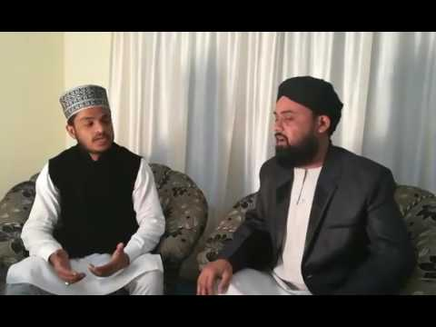 Jab Tasawwur Me Basali Aankhen By Ghulam Sibtain Qadri & Abdul Hannan Qadri Budauni