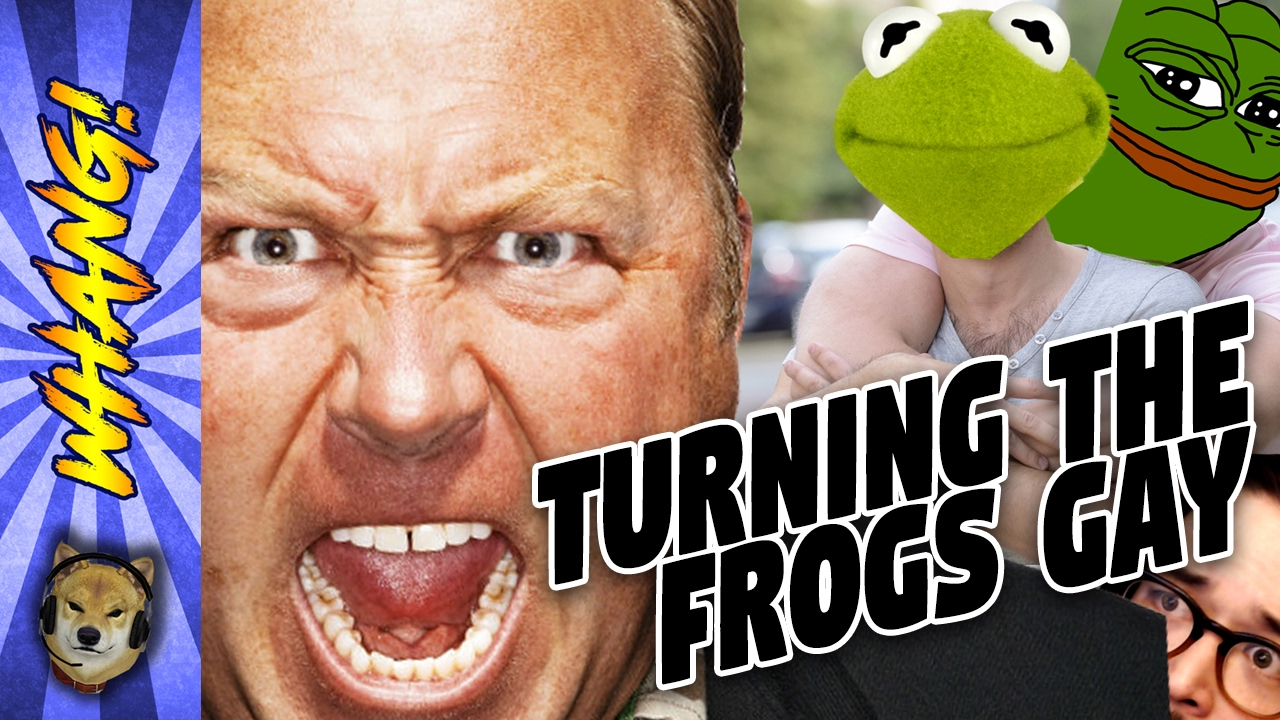 making frogs gay