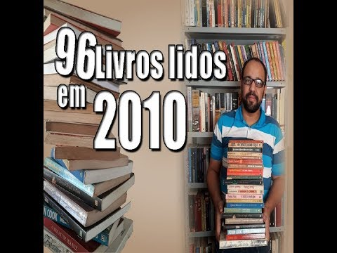 Livros lidos em 2010 | Parte 1 | Vandeir Freire