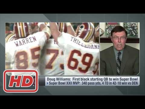 NFL 2017 video : Casserly on Doug Williams