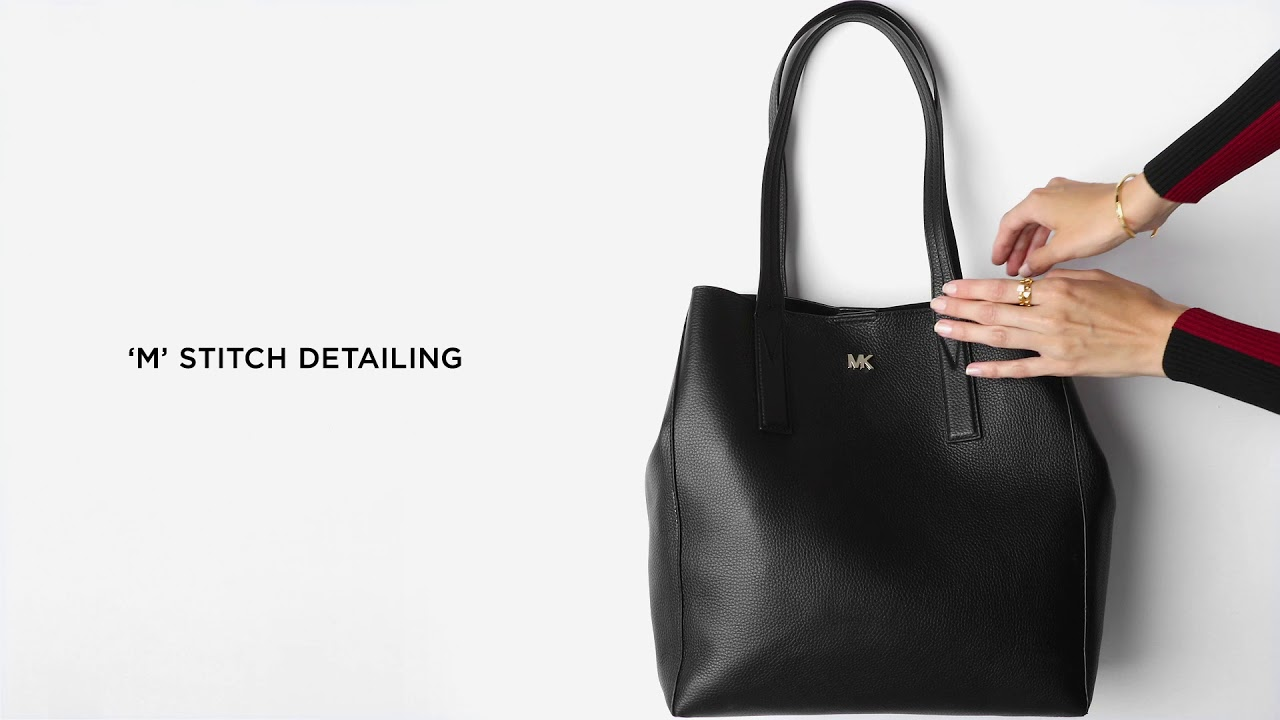 baa72dfd5d62 Michael Kors Junie Tote - YouTube