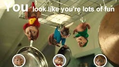 ♬The Chipmunks - You Spin Me Round (Like A Record)♬
