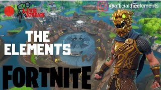 FORTNITE-GODZILLA IS FREE AND STA VAGANDO FOR THE MAP! Patch 9.20 - The Elements