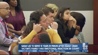 Family says sentence in DUI death case is not enough