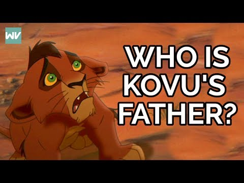 Lion King Theory: Who Is Kovu's Father? | Discovering Disney