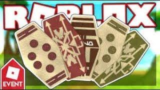 comment obtenir les cartes de l'événement roblox: (roblox)!!!!