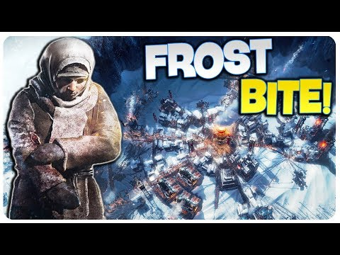 This Frozen Apocalypse has Bite! | Frostpunk Gameplay EP 2 (Full Game Preview)