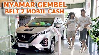 VIRAL! GEMBEL BELI MOBIL CASH - LANGSUNG BELI 2 !!!