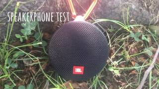 Video Jbl clip 2 short review (sound test, water test, and speakerphone test) download MP3, 3GP, MP4, WEBM, AVI, FLV Desember 2017