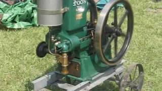 FOOS JR hit & miss gas engine