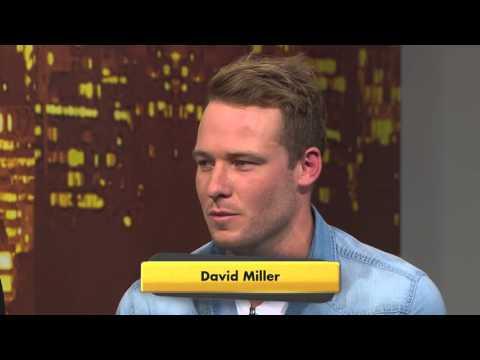 David Miller's Got The Muscles!