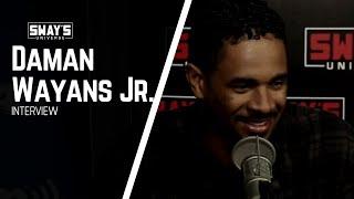 Daman Wayans Jr. on New Comedy Sitcom 'Happy Together'