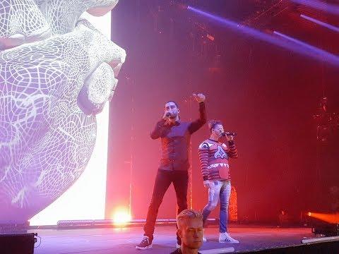 Magnifique Concert au Zénith de Lille ✨PNL Tournée 2017 🌍