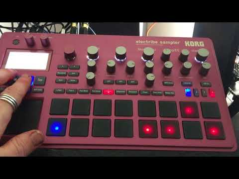 Explaining The Electribe 2 Controlling External Instruments