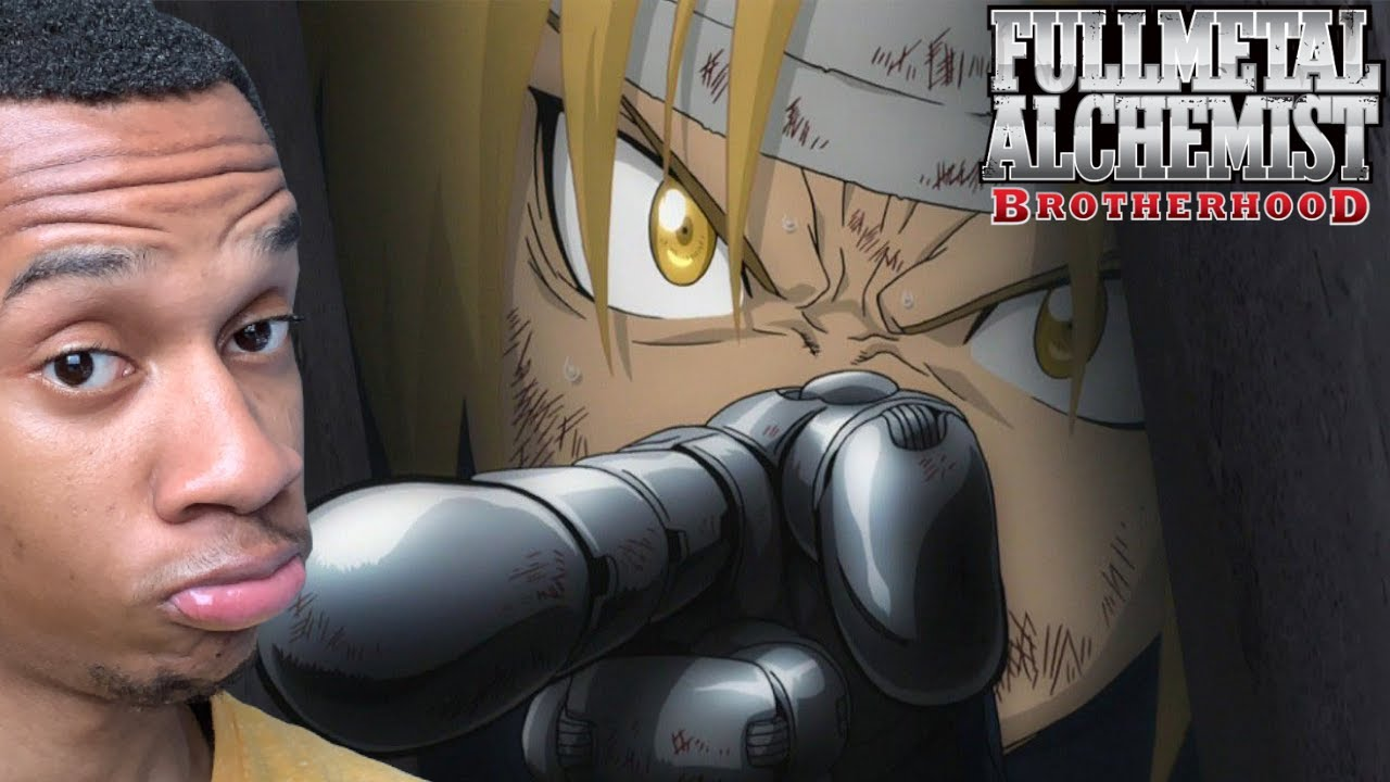 THIS ANIME IS TOP 3! Fullmetal Alchemist Brotherhood Opening 1-5 Reaction - YouTube