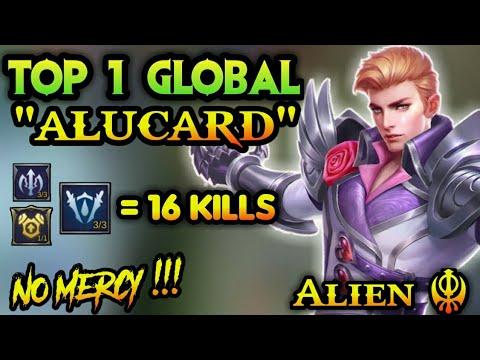 Alucard 16 Kills,