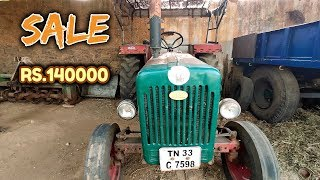 Mahindra 575 Di Second Tractor sale in Erode