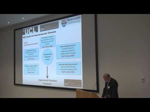 The National Brain Appeal - Professor Mike Hanna - 2014